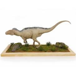 Acrocanthosaurus, Dinosaur Model by Galileo Hernandez