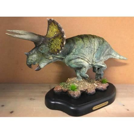 Triceratops on the run, Dinosaur Model - Repaint