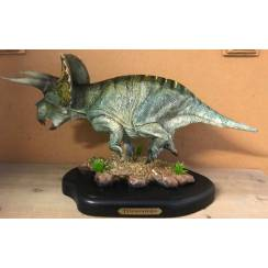 Triceratops on the run, Dinosaur Model - Repaint