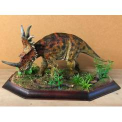 Styracosaurus, Dinosaur Model - Repaint