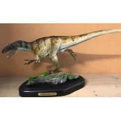 Allosaurus, Dinosaur Model - Repaint