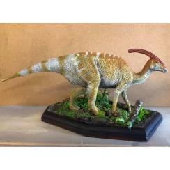 Parasaurolophus, Dinosaur Model - Repaint