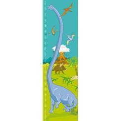 Dinosaurier Messlatte für kleine Dino Fans