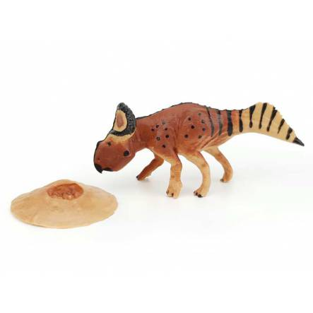 Protoceratops, Dinosaur Toy Figure by Wild Past