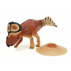 Protoceratops, Dinosaur Toy Figure by Wild Past