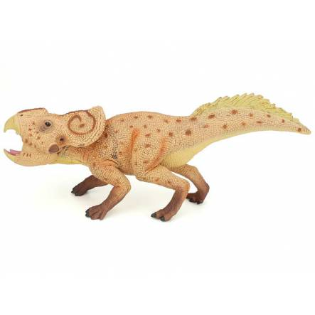 Protoceratops with movable jaw, Deluxe Dinosaur Toy Figure by CollectA