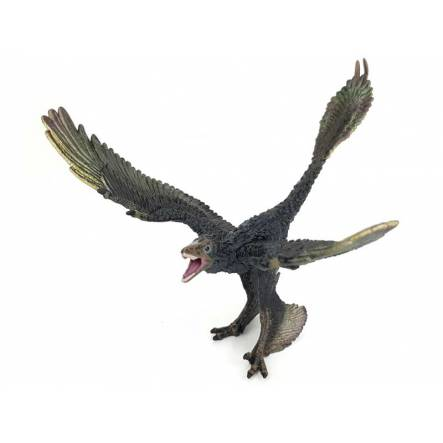Microraptor, Deluxe Dinosaur Figure by CollectA