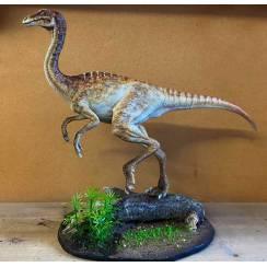 Gallimimus, Dinosaurier Modell von Galileo Hernandez