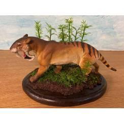 Thylacosmilus, Beutelsäuger Modell von Sean Cooper