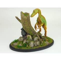 Velociraptor, Dinosaur Model by Kaiyodo