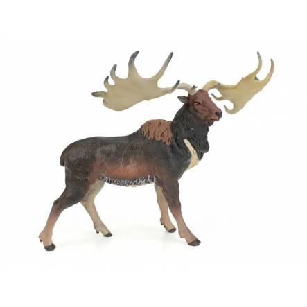 Megaloceros, Giant Elk Figure by Papo