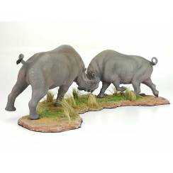 Megacerops Duell, Model by Sean Cooper