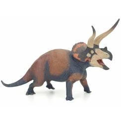 Triceratops Dominant, Dinosaur Figure by EoFauna