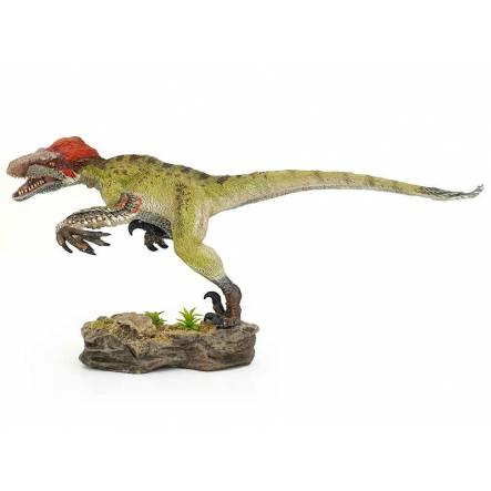 Utahraptor 'Wind Hunter', Dinosaur Model by Rebor - Repaint - Mouth closed