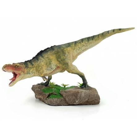 T-Rex grün, Dinosaurier Modell von Simon Panek