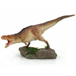 T-Rex braun, Dinosaurier Modell von Simon Panek