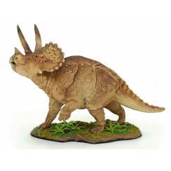 Triceratops braun, Dinosaurier Modell von Simon Panek