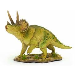 Triceratops grün, Dinosaurier Modell von Simon Panek