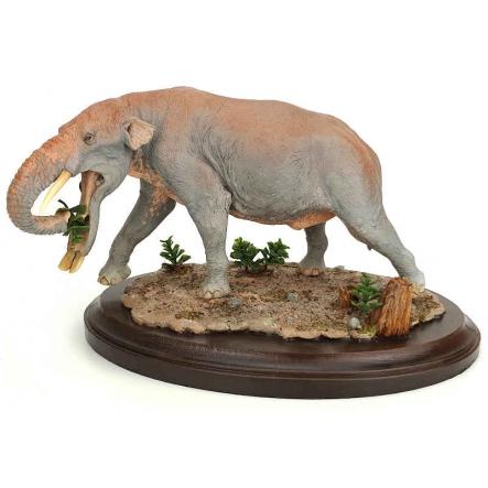 Platybelodon - Rüssel gekrümmt, Modell von Sean Cooper