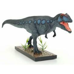 Giganotosaurus, Dinosaurier-Figur von EoFauna - Repaint - Blau-Grau