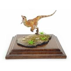 Austroraptor light brown, Dinosaur Model by Alexander Belov