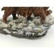 Elasmotherium, Ur-Nashorn Modell von M.Sée