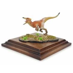 Austroraptor gepunktet, Dinosaurier Modell von Alexander Belov