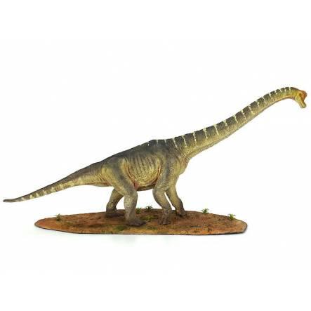 Brachiosaurus grau, Dinosaurier Modell - Repaint