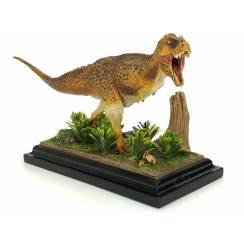 T-Rex gefleckt, Dinosaurier Modell von David Krentz