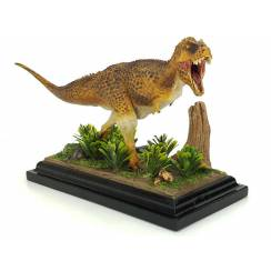 T. Rex spotted, Dinosaur Model by David Krentz