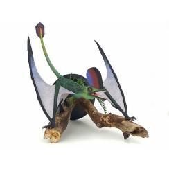 Caviramus, Flugsaurier Modell - Repaint + Wandhalterung