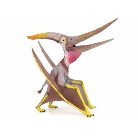 Pteranodon crouching, Pterosaur Toy Figure by CollectA