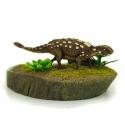 Ankylosaurus 1:144, Dinosaur Miniature by David Krentz