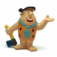 Fred Flintstone with Axe, The Flintstones Toy Figure