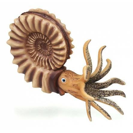 Ammonit, Kopffüßer Spielzeug von Bullyland