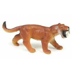 Eusmilus, Saber-toothed Cat Toy Figure by Bullyland