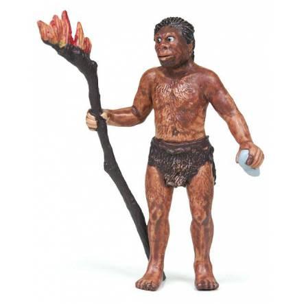 Homo erectus, Prehistoric Man Toy Figure by Bullyland