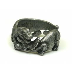 T-Rex vs. Triceratops, Dinosaur Battle, Ring