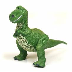 Rex from Toy Story, Dinosaur Toy Figure by Bullyland
