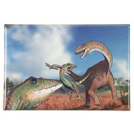 Spinophorosaurus, Dinosaurier Magnet