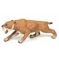 Smilodon, Säbelzahnkatze Spielzeug von Papo