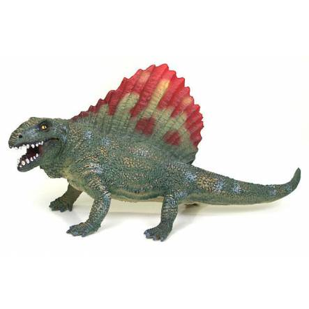 Dimetrodon, Saurian Toy Figure by Bullyland