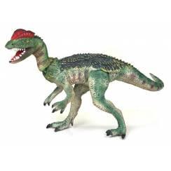 Dilophosaurus, Dinosaur Toy Figure by Bullyland