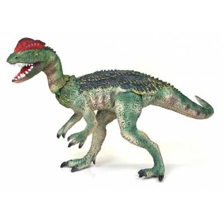 Dilophosaurus, Dinosaurier Spielzeug von Bullyland
