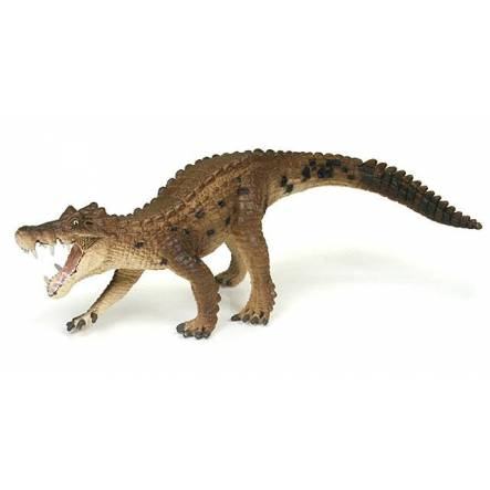 Kaprosuchus, Crocodilia Figure by Safari Ltd.