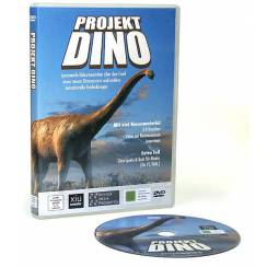 Projekt Dino, Expedition Dokumentation DVD