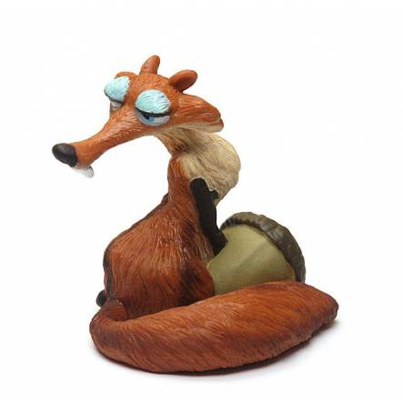 Scratte, Saber-toothed Squirrel, Ice Age Toy Figure