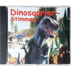 Dinosaur Voices, CD