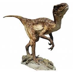 Deinonychus II, Dinosaurier Großmodell von Studio Oxmox