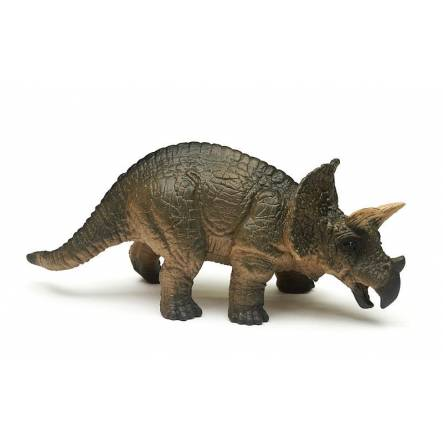 Triceratops, Dinosaur Toy Figure by Bullyland - 1990